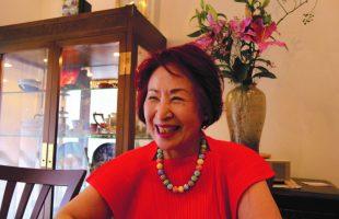 三浦恵美子さんの自分史のトップ写真