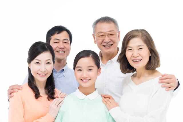 自分史作成を納得した家族