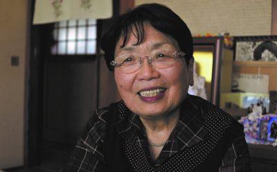 横山クニ子さんの自分史のトップ画像