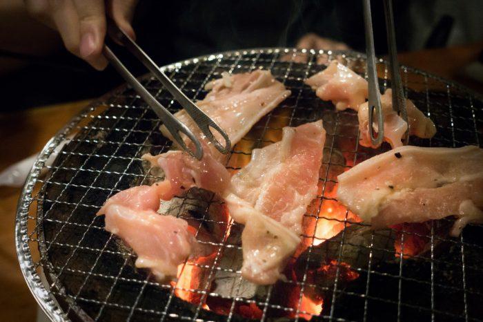 肉食シニアが食べている焼肉