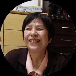 自分史サービス「親の雑誌」利用の外川幸子様