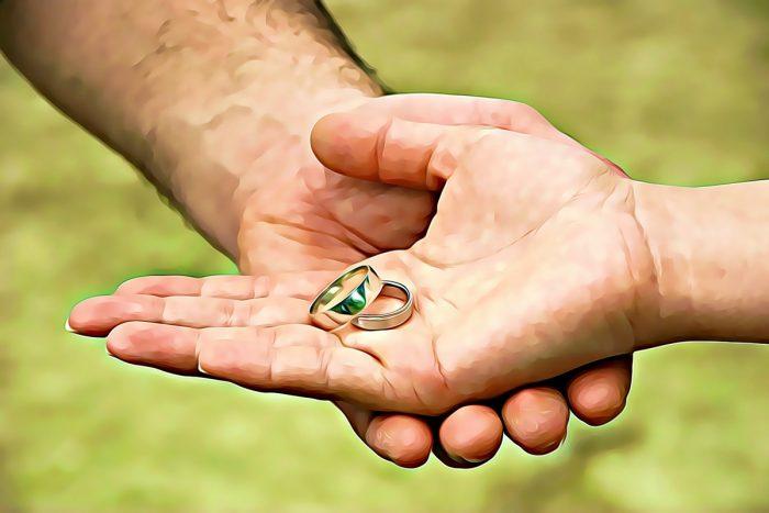 結婚指輪のイメージ画像